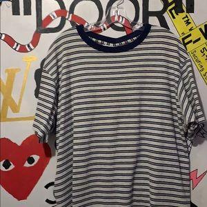 Vintage striped t shirt